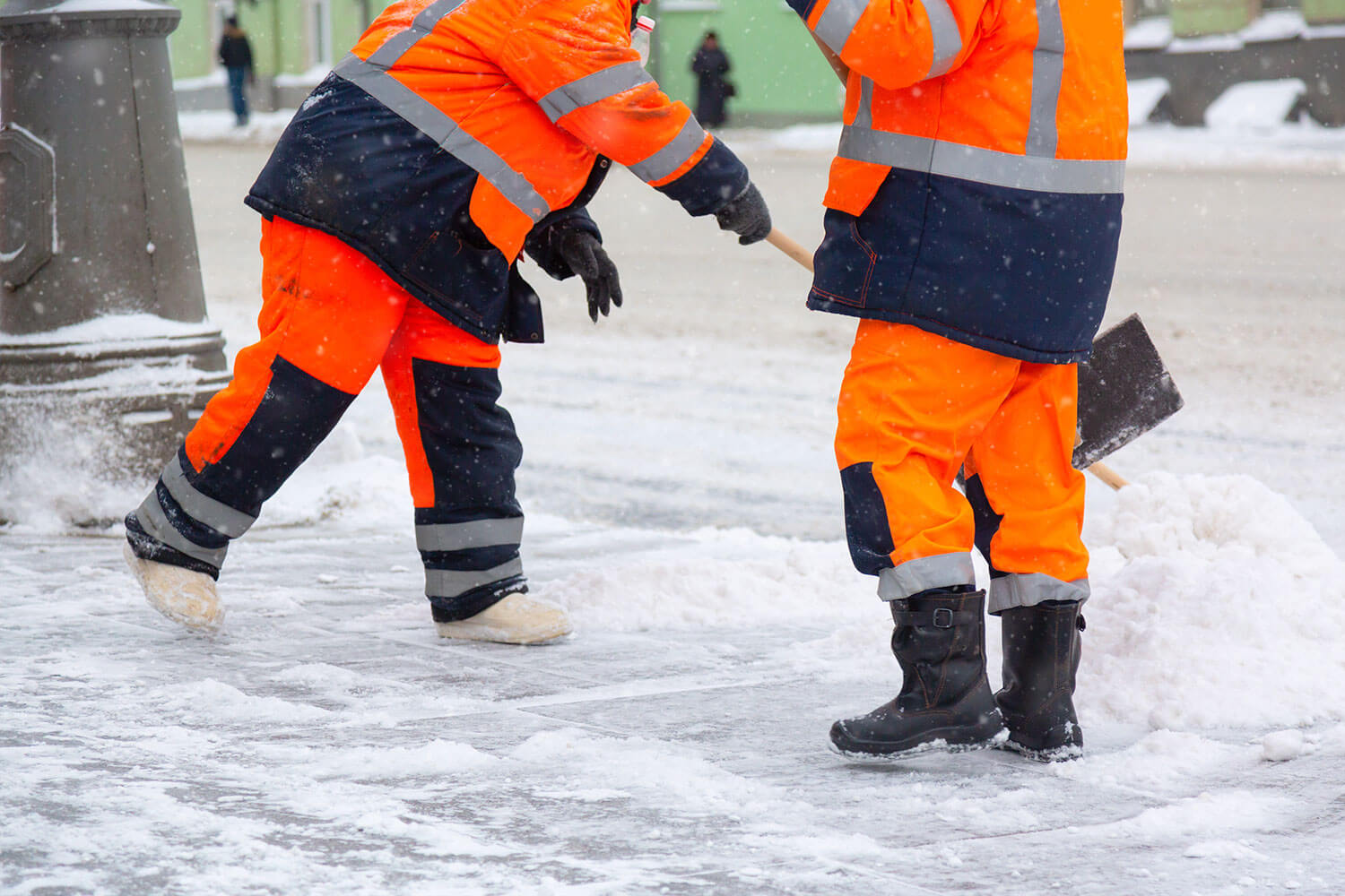 What Snow Removal Services Do You Need for Your Business