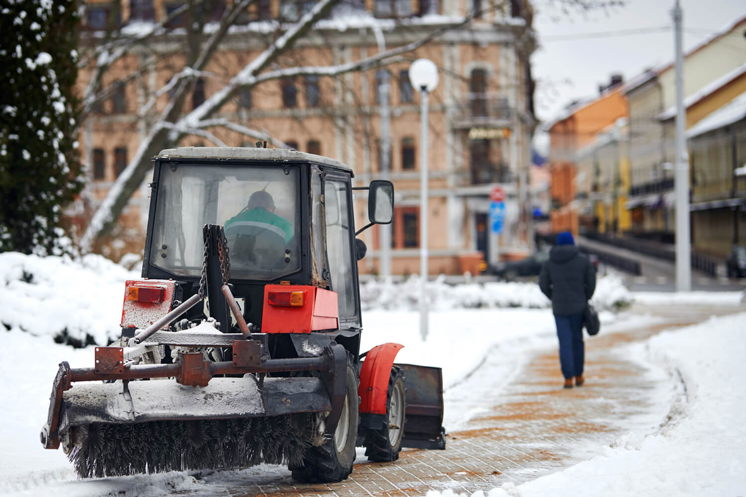 What Do You Need to Budget for Your Company's Snow Removal Services This Winter?
