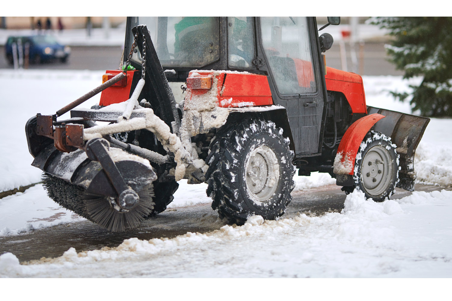 The Worst is Yet to Come – Do you Have a Snow Removal Company on Standby?